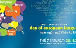 Ngày ngôn ngữ châu Âu lần thứ 5 tại Hà Nội