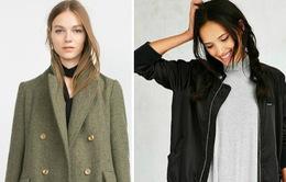 Xu hướng áo khoác Thu – Đông không thể bỏ qua với nữ giới