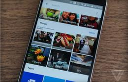 Google Photos cán mốc 100 triệu người dùng