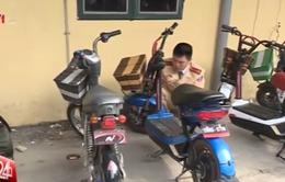 Người dân Hà Nội 'không vội' với việc đăng ký xe máy điện