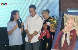 Điều ước thứ 7: Cảm phục huyền thoại vẽ chân dung mẹ Việt Nam anh hùng