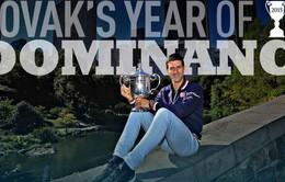 Novak Djokovic – Ông vua của năm 2015