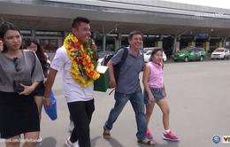 Gia đình - điểm tựa thành công của tay vợt trẻ Lý Hoàng Nam