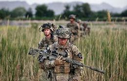 Mỹ cam kết tiếp tục viện trợ quân sự cho Afghanistan