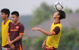 U19 Việt Nam thoải mái tâm lý trước trận gặp U19 Thái Lan