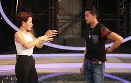 Uyên Linh làm khách mời, hướng dẫn thí sinh Vietnam Idol