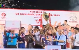 V-League: Cuộc đua trụ hạng gay cấn không kém cuộc đua vô địch