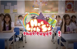 Trường học vui vẻ lên sóng VTV Đặc biệt tháng 10