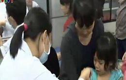 TP.HCM: Tiêm chủng mở rộng vaccine Quinvaxem