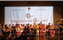 Đêm văn nghệ Việt Nam - Đức tại Frankfurt