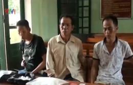 Lạng Sơn: Bắt giữ 3 đối tượng người Trung Quốc buôn ma túy