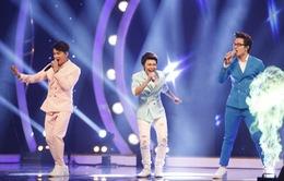 """Học viện ngôi sao 2015: Hit của Noo Phước Thịnh, Issac """"công phá"""" đêm đề cử đầu tiên"""