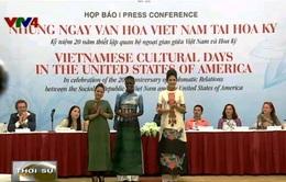 Tích cực quảng bá văn hóa Việt Nam tại Hoa Kỳ