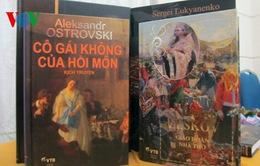 Giới thiệu 7 ấn phẩm văn học nổi tiếng nước Nga