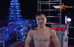 Sasuke Việt Nam: Chàng trai khiêm tốn lập kỳ tích