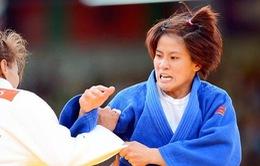 Nữ hoàng Judo Việt Nam dừng bước ở giải Vô địch thế giới