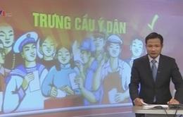 Lần đầu tiên Việt Nam Luật hóa việc trưng cầu ý dân