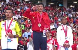 Nguyễn Văn Lai bứt tốc phá kỷ lục SEA Games tồn tại 22 năm