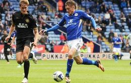 Cầu thủ Leicester City bứt tốc nhanh nhất giải Ngoại hạng Anh