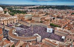 Italy tăng cường an ninh trong dịp lễ Năm Thánh