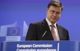 EU ký thỏa thuận cho Ukraine vay gần 2 tỉ Euro