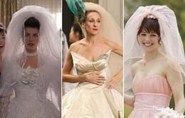 Những bộ váy cưới ấn tượng trên màn ảnh Hollywood