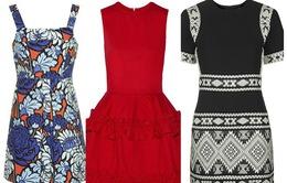 Nét cổ điển trong thiết kế váy Hè 2015