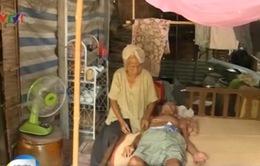 Bi đát cảnh vợ viêm tụy nuôi chồng ung thư