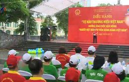 Hơn 1.000 người tham gia diễu hành Tự hào Thương hiệu Việt Nam