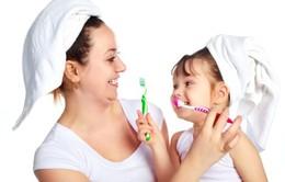 Bí kíp chăm sóc răng miệng cho trẻ đúng cách