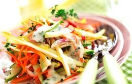 5 lý do bạn nên ăn chay