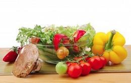 Ăn nhiều rau củ khi còn trẻ giúp tim khỏe mạnh ở tuổi trung niên