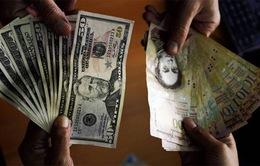 Lạm phát tại Venezuela chạm mốc 200%