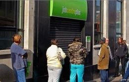 Tỷ lệ thất nghiệp tại Anh lần đầu tiên tăng sau 2 năm