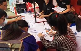 8000 học sinh, sinh viên Hà Nội có thêm cơ hội tìm kiếm việc làm