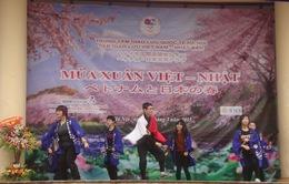 """Ngày hội giao lưu """"Mùa xuân Việt - Nhật"""" tại Hà Nội"""