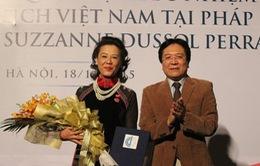Bổ nhiệm Đại sứ du lịch Việt Nam tại Pháp