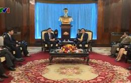 Đoàn Trung tâm nghiên cứu phát triển Quốc Vụ viện Trung Quốc thăm Việt Nam