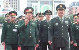 Giao lưu hữu nghị quốc phòng biên giới Việt – Trung
