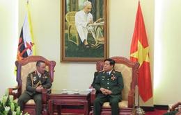 Hợp tác quốc phòng Việt Nam - Brunei