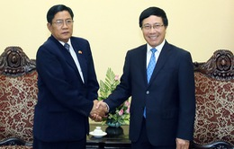 Việt Nam, Myanmar thúc đẩy hợp tác chống tham nhũng