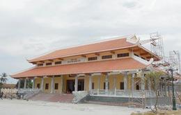 Khánh thành Khu tưởng niệm cụ Nguyễn Sinh Sắc