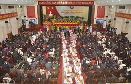 Khai mạc Đại hội Đảng bộ tỉnh Bình Định lần thứ XIX