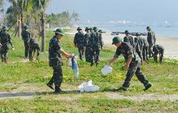"""Phát động chương trình """"Vì môi trường xanh quốc gia 2015"""" ở Đà Nẵng"""