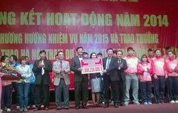 Đoàn thể thao Hà Nội vinh danh các HLV và VĐV xuất sắc