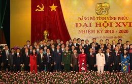 Bế mạc Đại hội Đảng bộ tỉnh Vĩnh Phúc, Cao Bằng, Long An, Tây Ninh, Trà Vinh và Hậu Giang