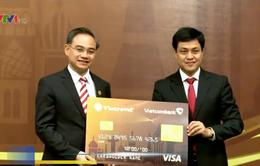 Ra mắt thẻ tín dụng quốc tế đồng thương hiệu Vietcombank Vietravel Visa