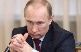 Tổng thống Putin: Nga sẽ không triển khai bộ binh ở Syria