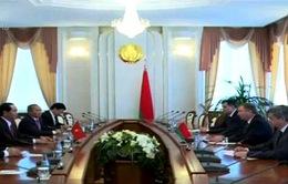 Việt Nam - Belarus hợp tác trong lĩnh vực an ninh
