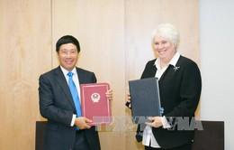 Việt Nam – Estonia tăng cường hợp tác
